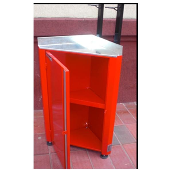 Colision y pintura mesa para cabina pintura esquinera for Mesa auxiliar esquinera