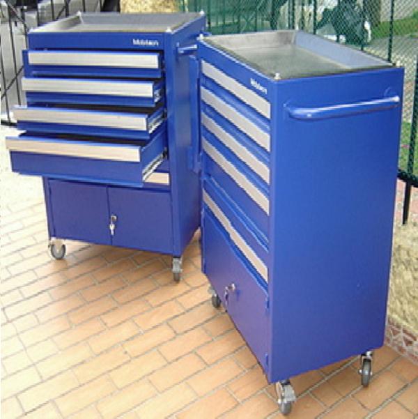 Mobiliario para transporte y trabajo mueble carro porta - Mueble para herramientas ...